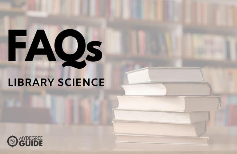 Frequently Asked Questions on Masters in Library Science Online