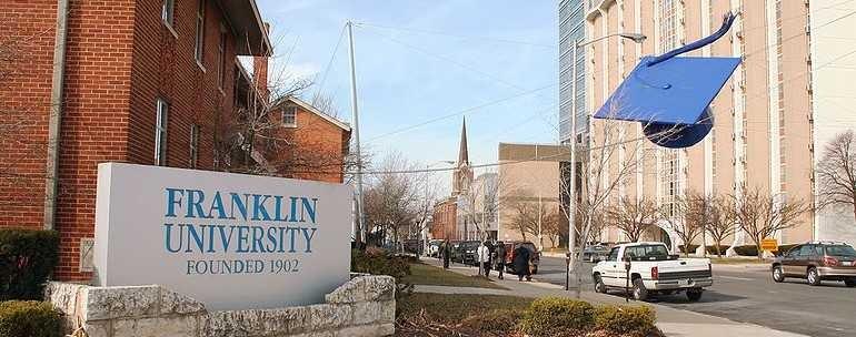 Franklin University campus