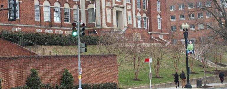 howard university campus
