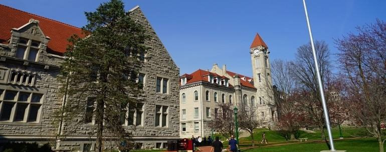 Indiana University Bloomington campus