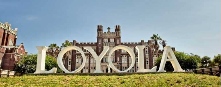 Loyola University New Orleans campus