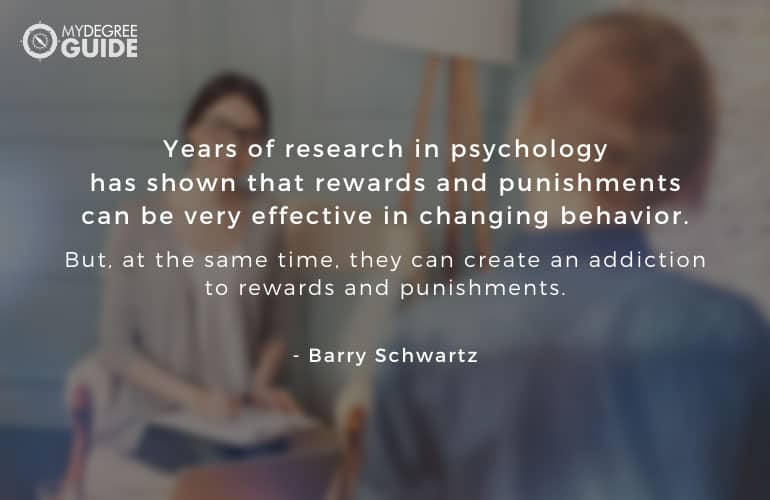 Sample Courses in a Masters in Behavioral Psychology Online Program