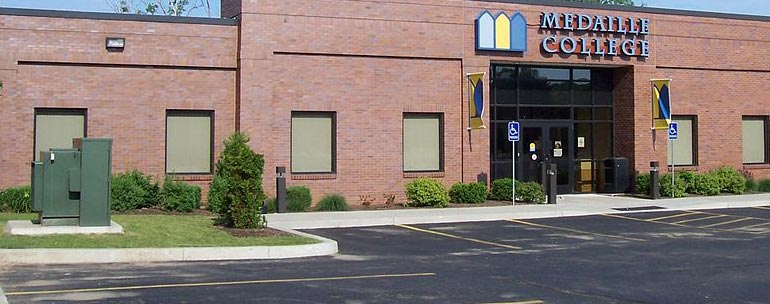 medaille college campus
