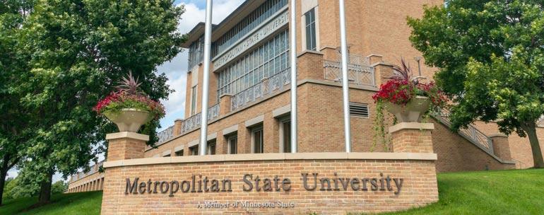 metropolitan state university campus