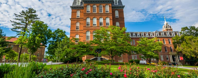 Notre Dame of Maryland University campus