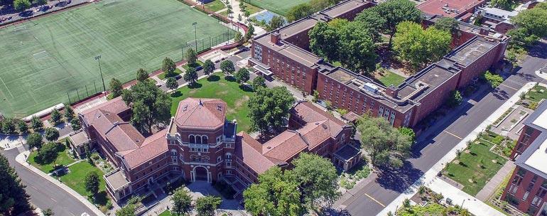 Oregon State University campus
