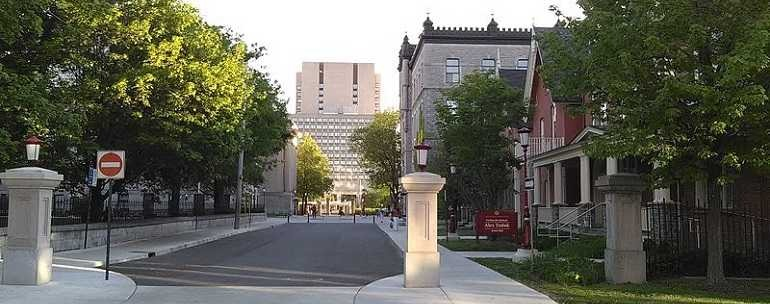 Ottawa University campus