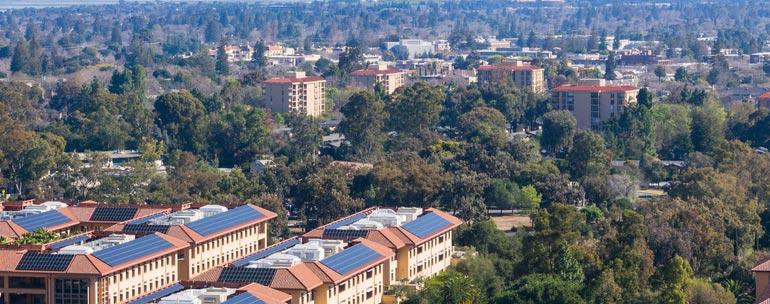 Palo Alto University campus