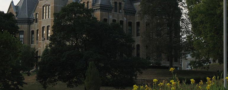 park university campus