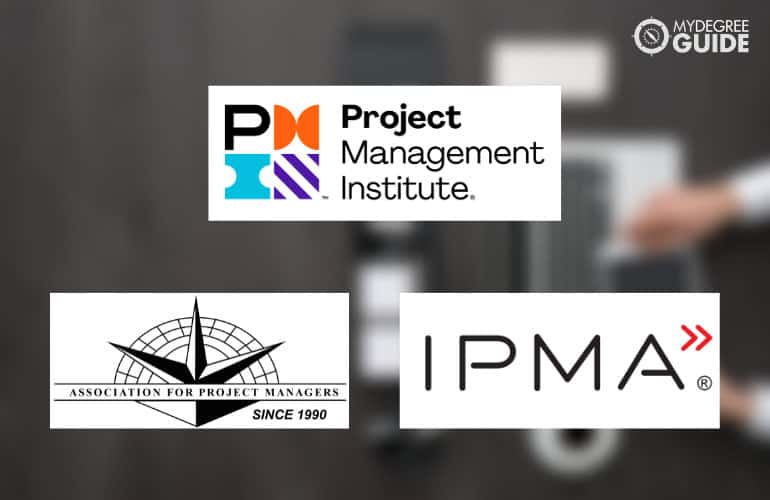logos of Professional Organizations for Project Management Students
