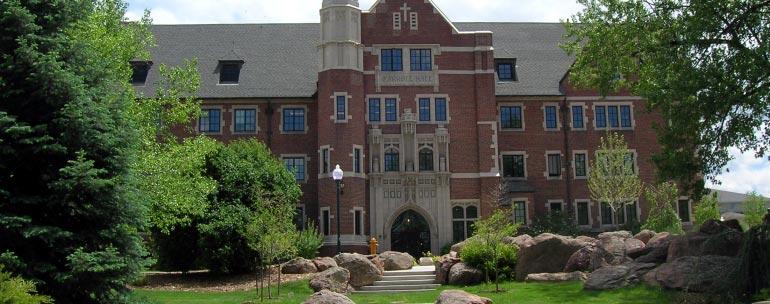 Regis University campus