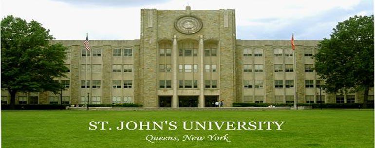 St. John's University campus