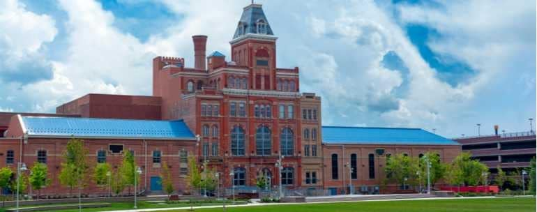University of Colorado Denver campus