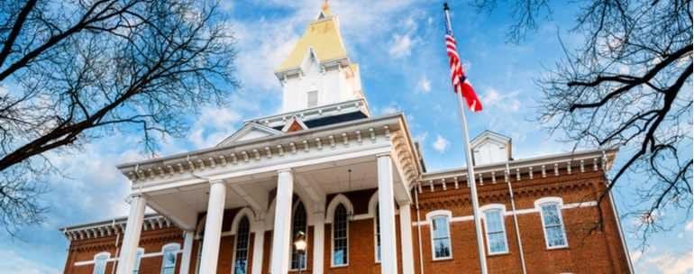 University of North Georgia campus