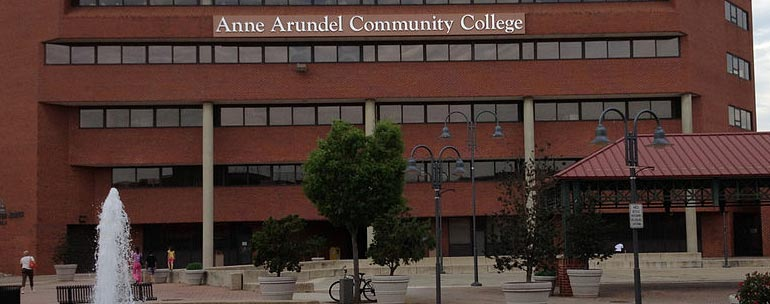 anne arundel community college campus