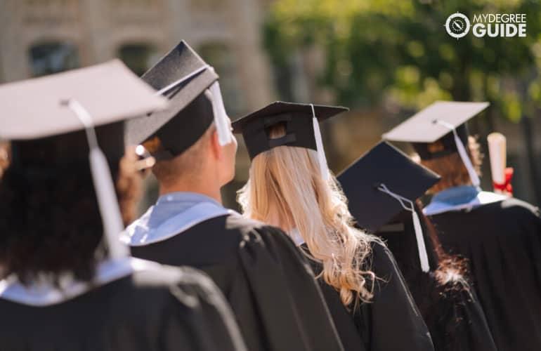 Associates Degree graduates
