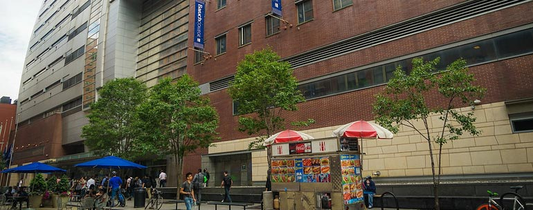 baruch college campus