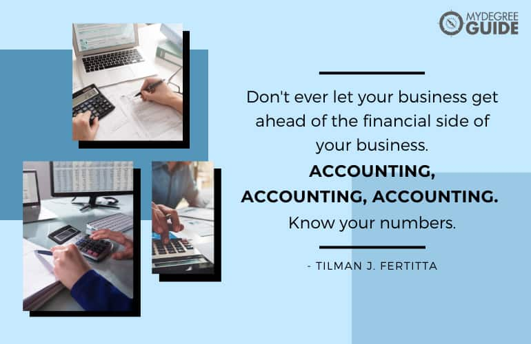 Choosing a Master's Degree in Accounting