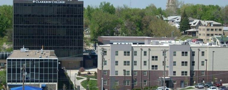 Clarkson College campus