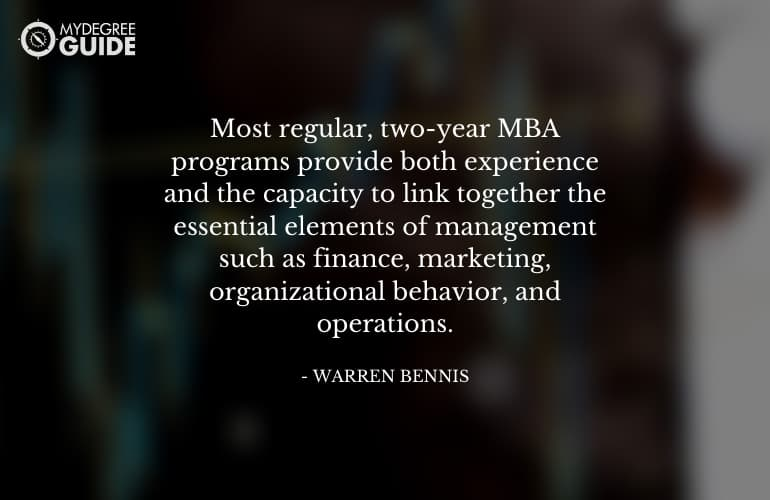 Courses for MBA in Finance Programs
