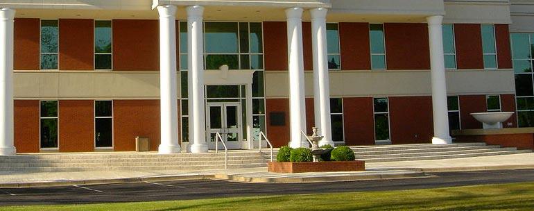 faulkner university campus