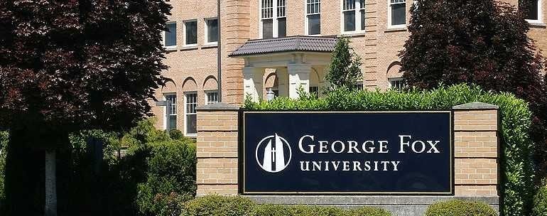 George Fox University campus
