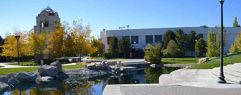 Great Basin College campus