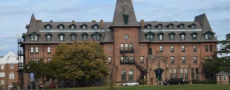 Hampton University campus