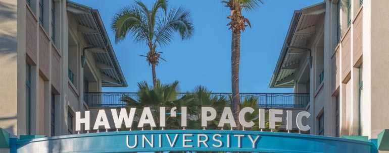 hawaii pacific university campus