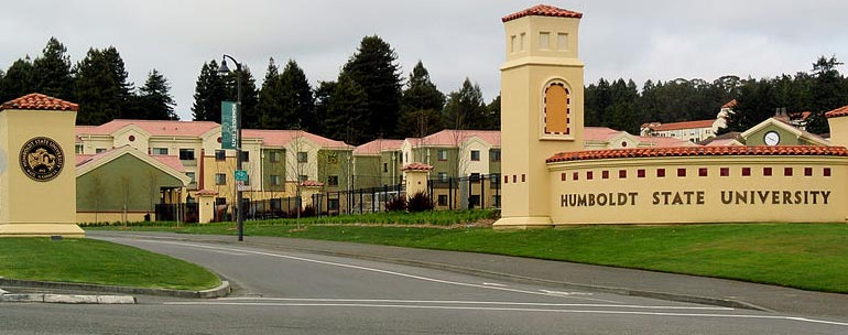 humboldt state university campus