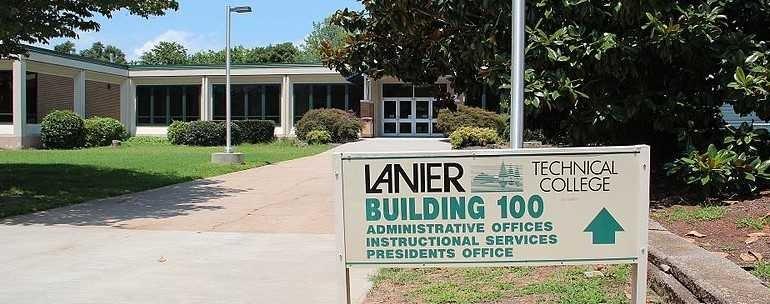 Lanier Technical College campus
