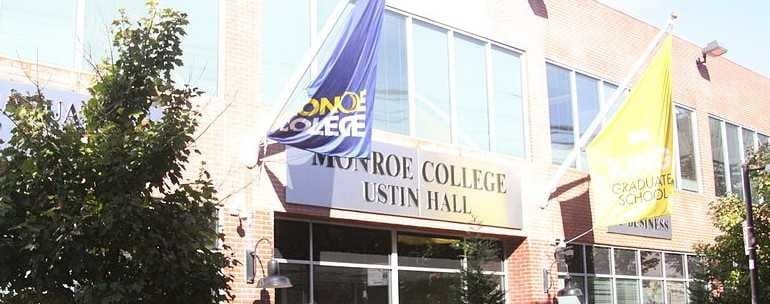 Monroe College campus