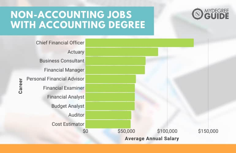 Non-Accounting Jobs with Accounting Degree