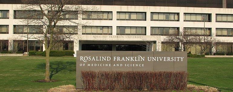 rosalind franklin university campus