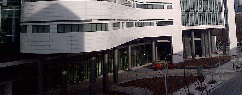 rush university campus
