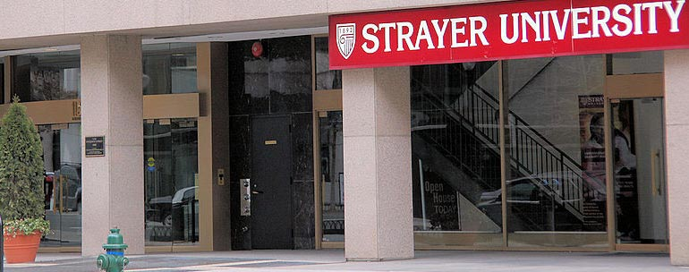 Strayer University campus1