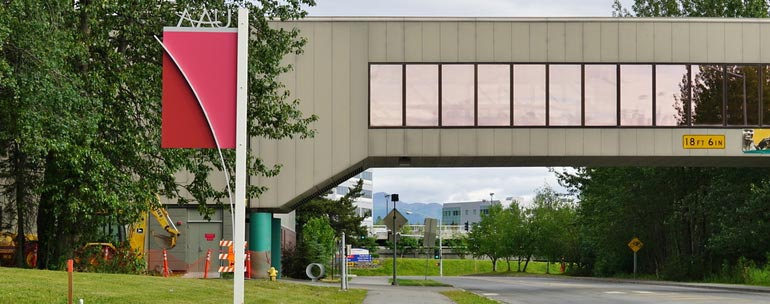 University of Alaska Anchorage campus