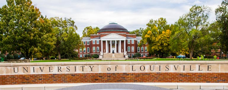 University of Louisville campus 1