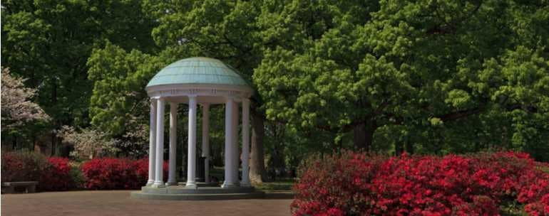 University of North Carolina - Chapel Hill campus