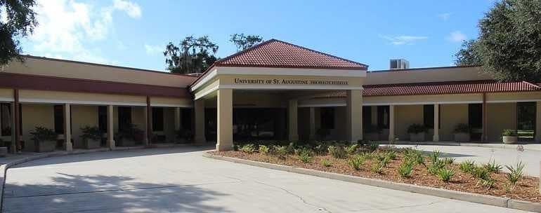 University of St Augustine campus