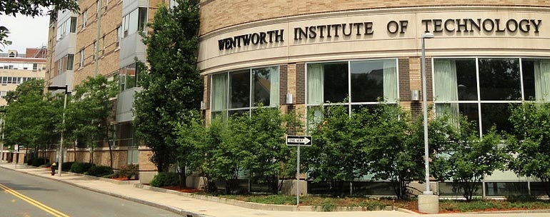 Wentworth Institue of Technology campus