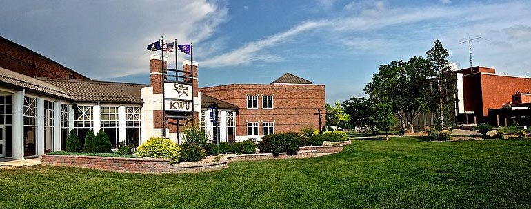 kansas wesleyan university campus