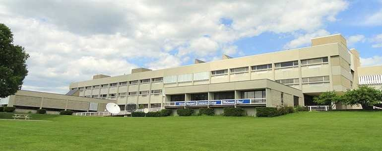 Mount Wachusett Community College campus