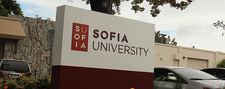 sofia university campus