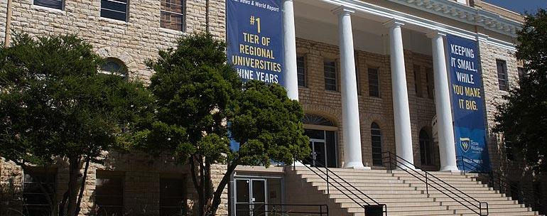 texas wesleyan university campus