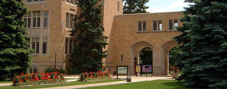 University of St Thomas campus
