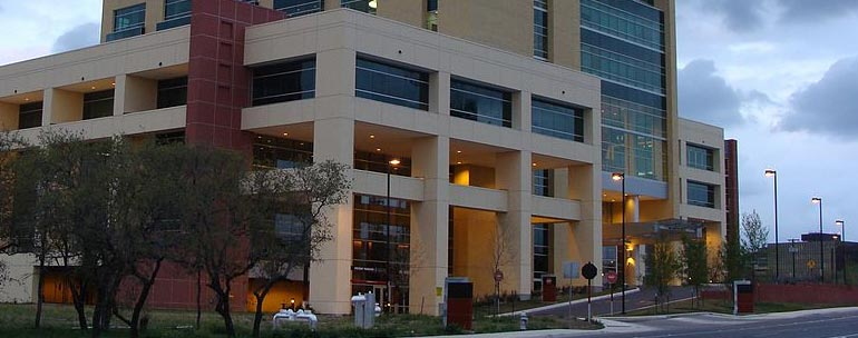 ut health san antonio campus