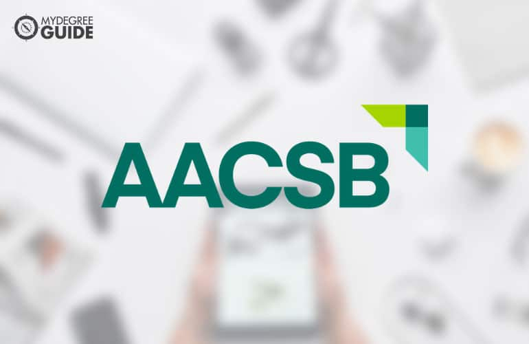 logo of Association to Advance Collegiate Schools of Business