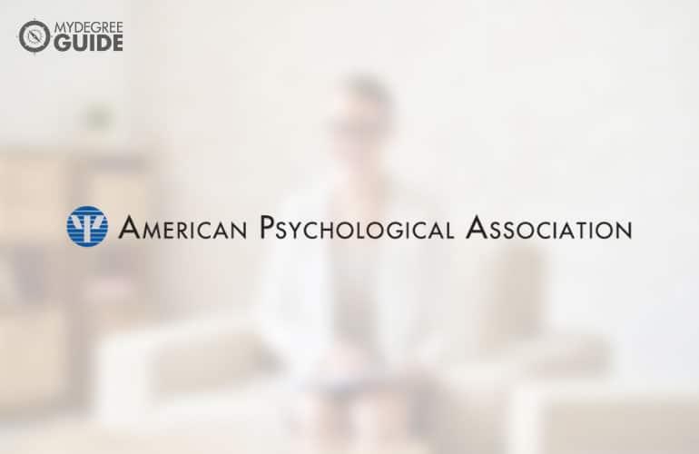 logo of American Psychological Association