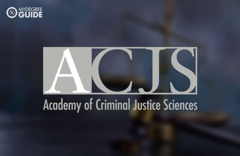 logo of Academy of Criminal Justice Sciences